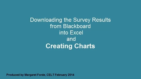8.b Survey - Downloading Results
