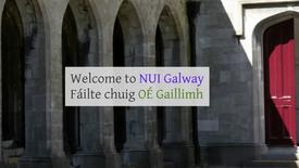 Thumbnail for entry NUI Galway Quick Facts