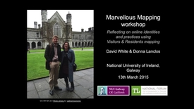 Thumbnail for entry Marvellous Mapping at NUI Galway