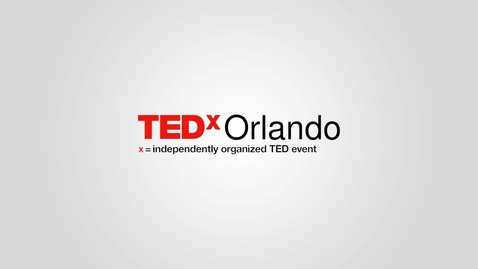 Thumbnail for entry TEDx Orlando 2017 Cost of Code Switching