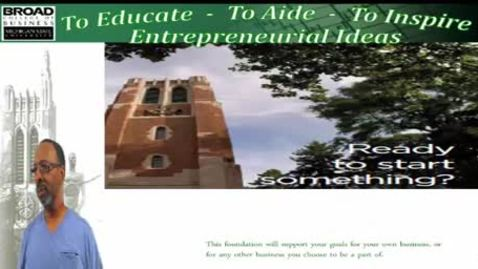 Thumbnail for entry BUS230-Entrepreneurial Revolution-Agenda 3-Types of Businesses1