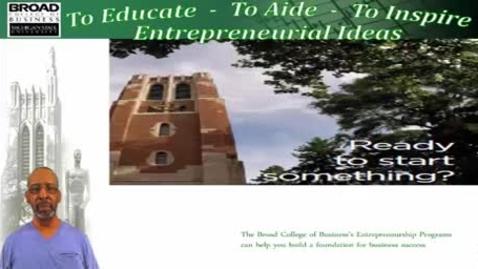 Thumbnail for entry BUS230-Entrepreneurial Revolution-Agenda 3-Types of Businesses2
