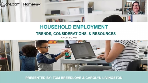 Thumbnail for entry Care.com HomePay simplifies household employment