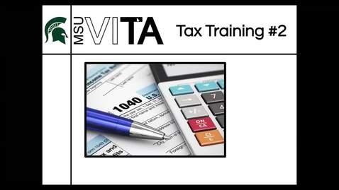 Thumbnail for entry MSU VITA: Training #2
