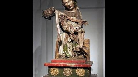 Thumbnail for entry Röttgen Pietà,  c. 1300-25
