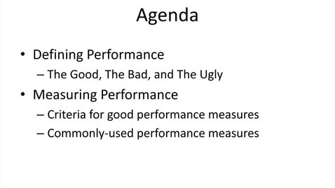 Thumbnail for entry 4.Managing Performance.Part 3