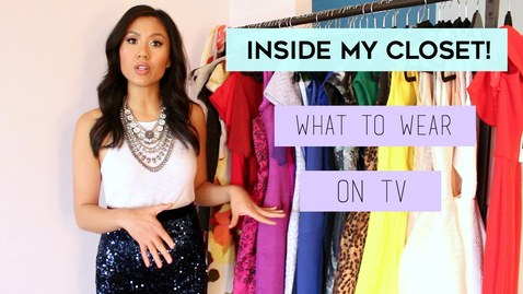 Thumbnail for entry What To Wear On TV