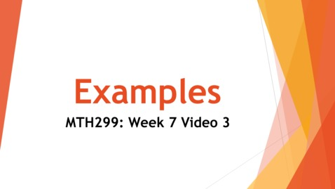 Thumbnail for entry Bijective-Inverse Function Examples - Week 7 Video 3