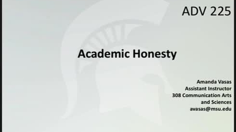 Thumbnail for entry ADV225Session3AcademicHonesty_4of14.mp4