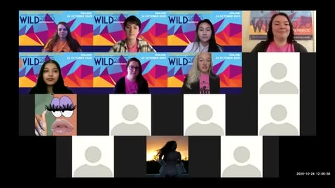 Thumbnail for entry WILD 2020 Opening