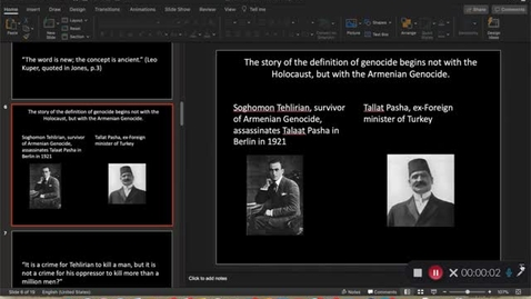 Thumbnail for entry Lecture 2.1 - Part 2