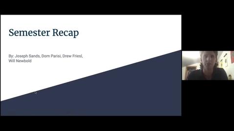 Thumbnail for entry Group Presentation 3 MKT 250