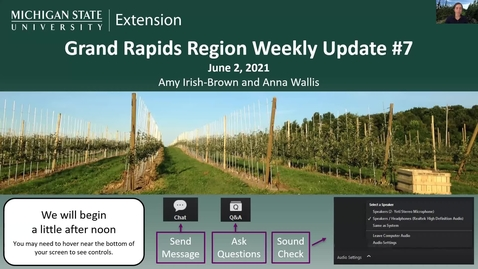 Thumbnail for entry Grand Rapids Region Weekly Update #7 June 2, 2021