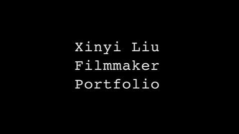 Thumbnail for entry Xinyi Liu portfolio