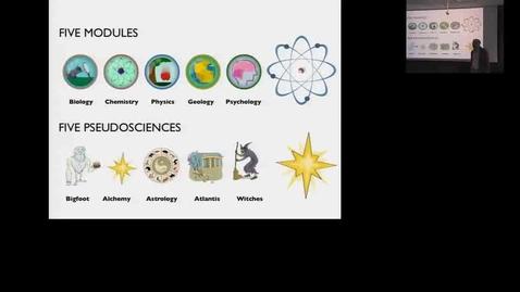 Thumbnail for entry Teaching a MOOC- Brown Bag 11-15-2013