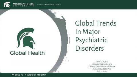 Thumbnail for entry Kubisz_J_Global_Trends_In_Major_Psychiatric_Disorders_Presentation
