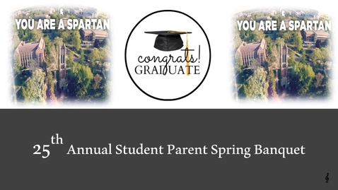 Thumbnail for entry Student Parent Resource Center Spring Banquet 2019-2020