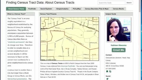 Thumbnail for entry Maps in Social Explorer