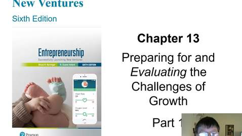 Thumbnail for entry Preparing for and Evaluating the Challenges of Growth Part 1