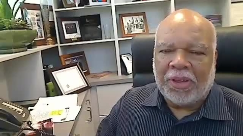 Thumbnail for entry Dr. Troutman Recording for the Strategic Planning Meeting - Edited
