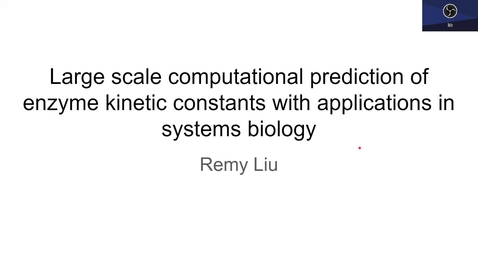 Thumbnail for entry Large scale computational prediction of enzyme kinetic constants with applications in systems biology