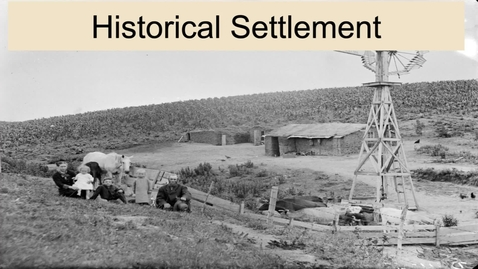 Thumbnail for entry GEO330: Great Lakes and Corn Belt: Historical Settlement