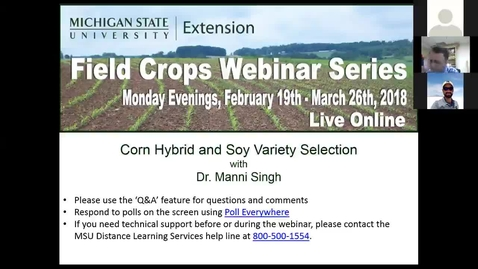 Thumbnail for entry Corn and Soy Selection