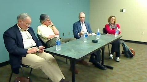 Thumbnail for entry NSF Review Process - College of Education Faculty Q&A Panel - 10/13/15 - Part 1