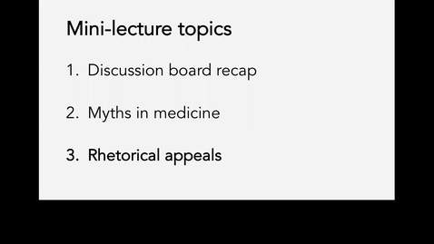 Thumbnail for entry Lecture 5-Part 3_Rhetorical appeals_Week 5