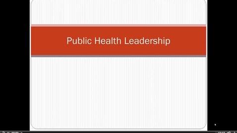 Thumbnail for entry HM804 sec730 Leadership