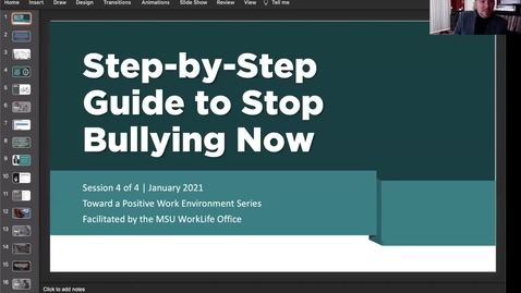 Thumbnail for entry Step-by-Step Guide to Stop Bullying Now