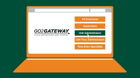 Thumbnail for entry Go2Gateway Video for Unit Administrators