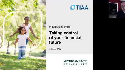 Thumbnail for entry Taking Control of Your Financial Future