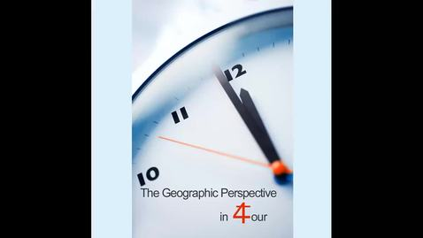 Thumbnail for entry Geographic Perspective in 4