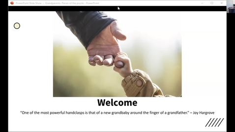 Thumbnail for entry  Multigenerational Families and Grandparents