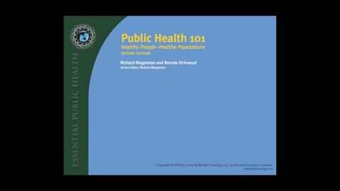 Thumbnail for entry HM 101 Module 1 Introduction to Public Health