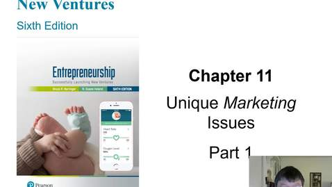 Thumbnail for entry Chapter 11 Unique Marketing Issues Part 1