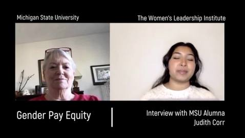 Thumbnail for entry WLI Gender Pay Equity Interview (ver1)