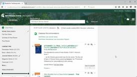 Thumbnail for entry Saving Citations in SearchPlus