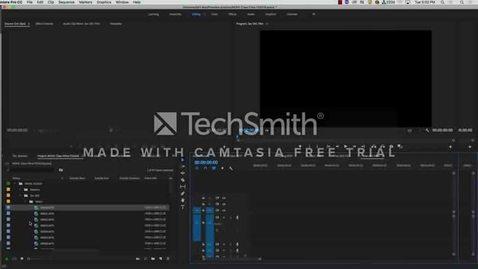 Thumbnail for entry Audio Split lesson