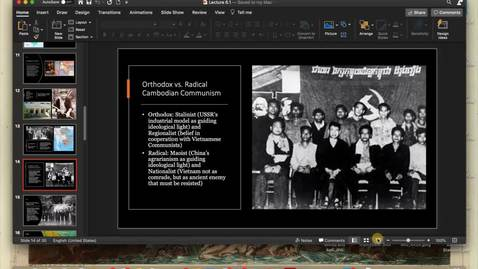 Thumbnail for entry Lecture 6.1 - Part 3