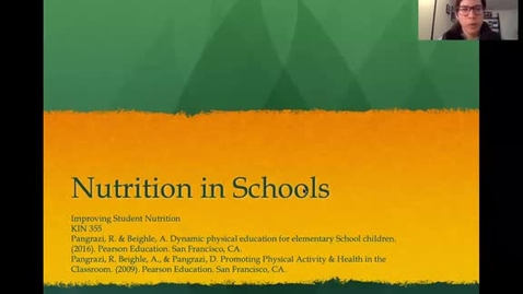 Thumbnail for entry KIN 355 004 Nutritious Schools_part1