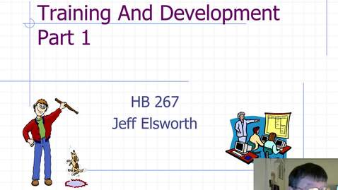 Thumbnail for entry HB 267 Training and Development Part 1