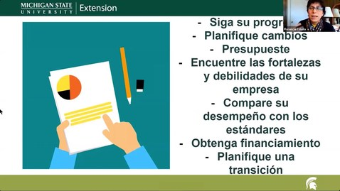 Thumbnail for entry Introducción al mantenimiento de registros para empresas agrícolas