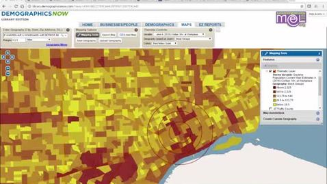 Thumbnail for entry Interactive Maps for Business Proposals