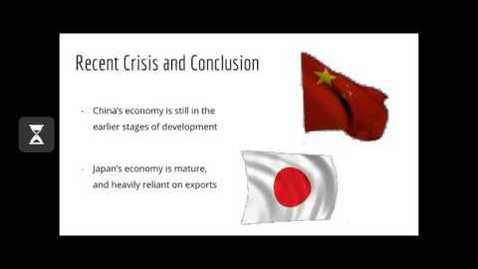 Thumbnail for entry ISS 330B China vs Japan  Dealing with Financial Crisis