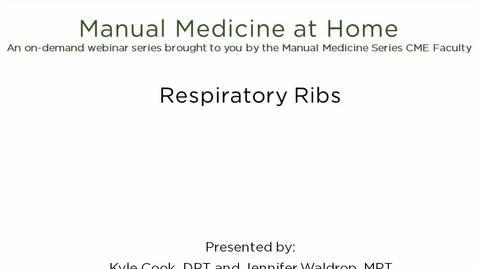 Thumbnail for entry Respiratory Rib