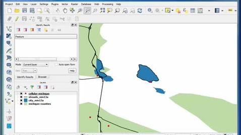 Thumbnail for entry QGIS Exercise 4