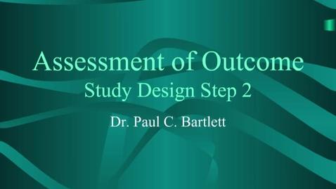 Thumbnail for entry HM803 sec730 AssessmentEPI