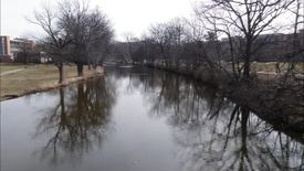Thumbnail for entry Fluvial Geomorphology of the Red Cedar River